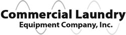 commercial laundry equipment logo