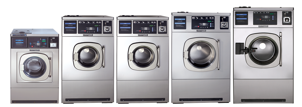 G-Flex Front Load Commercial Washing Machine | Continental Girbau