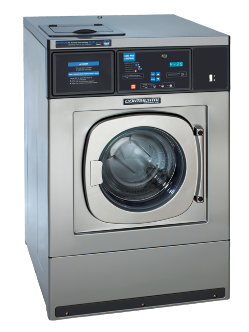 25 pound capacity commercial washer