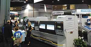 Girbau Industrial enjoys best 'Clean Show' yet