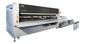 Girbau Industrial introduces 'next generation' FRB Flatwork Folder