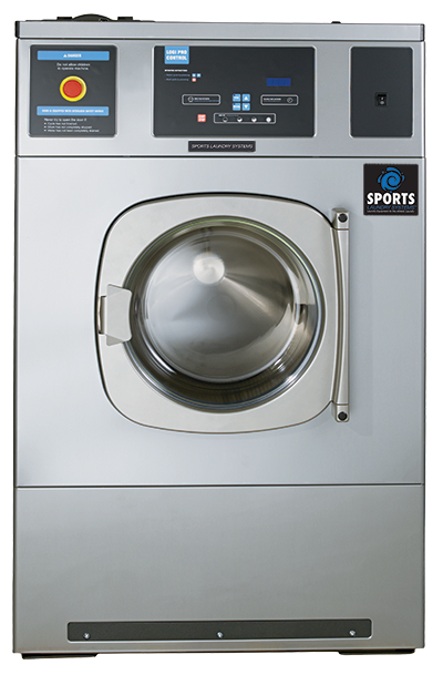 Sports Laundry Systems 70 pound Washer-extractor