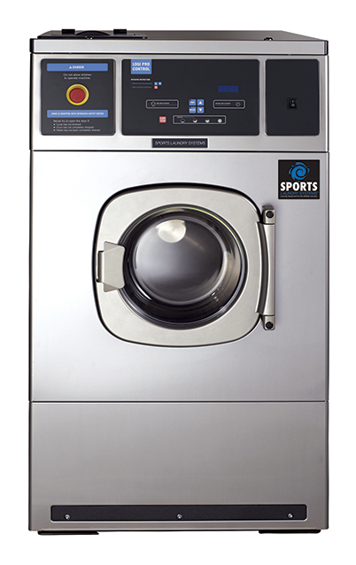 Sports Laundry Systems 33 pound washer-extractor