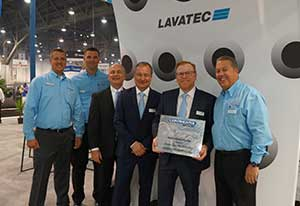 Lavatec Business Partner of the Year