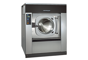 Continental unveils 80-pound cap. soft-mount E-Series Washer