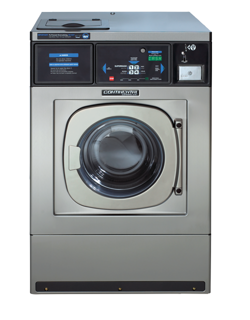 REM-Series Front-Load Small Commercial Washer | Continental