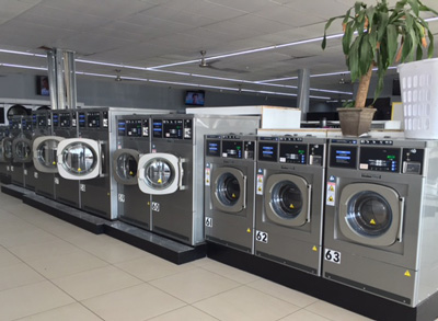 Eco Friendly Commercial Laundry Equipment Continental Girbau