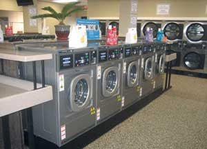 high speed expresswash washers