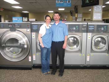 owners of express laundry center